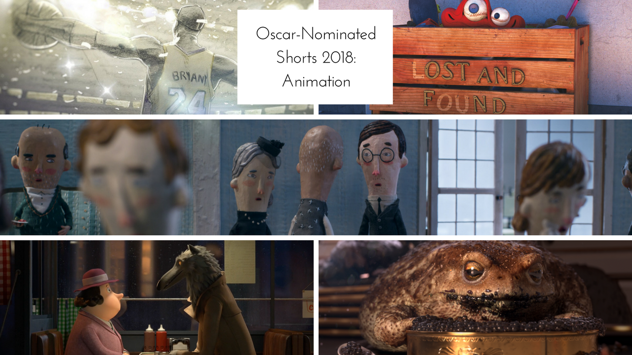 Oscar-Nominated Shorts 2018 Animation