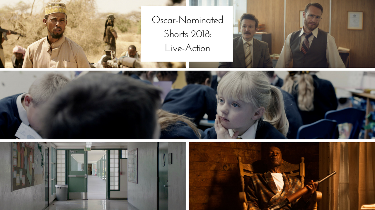 Oscar-Nominated Shorts 2018 Live-Action