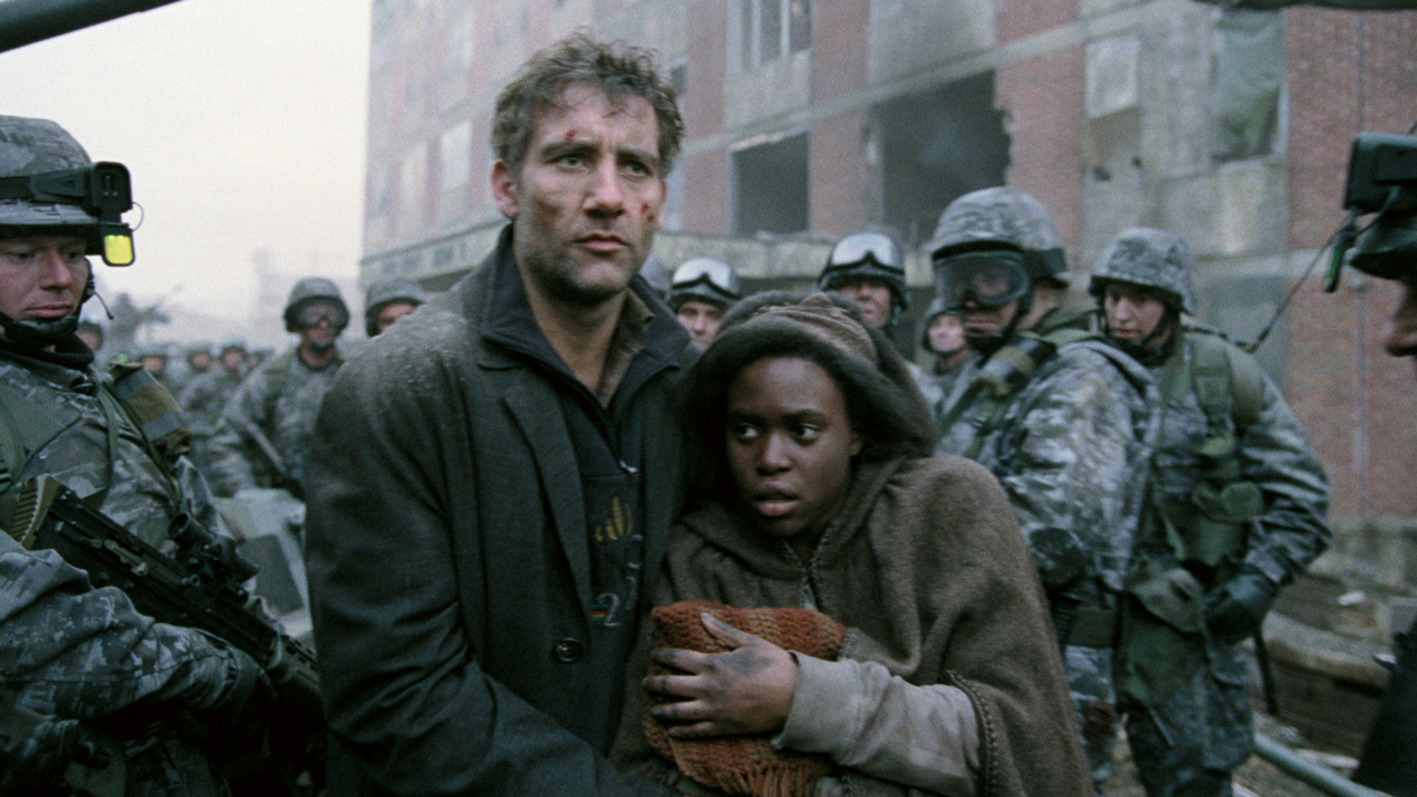 CHILDREN OF MEN