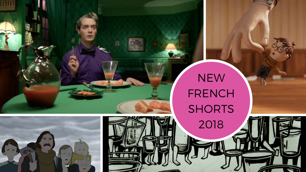 New French Shorts 2018