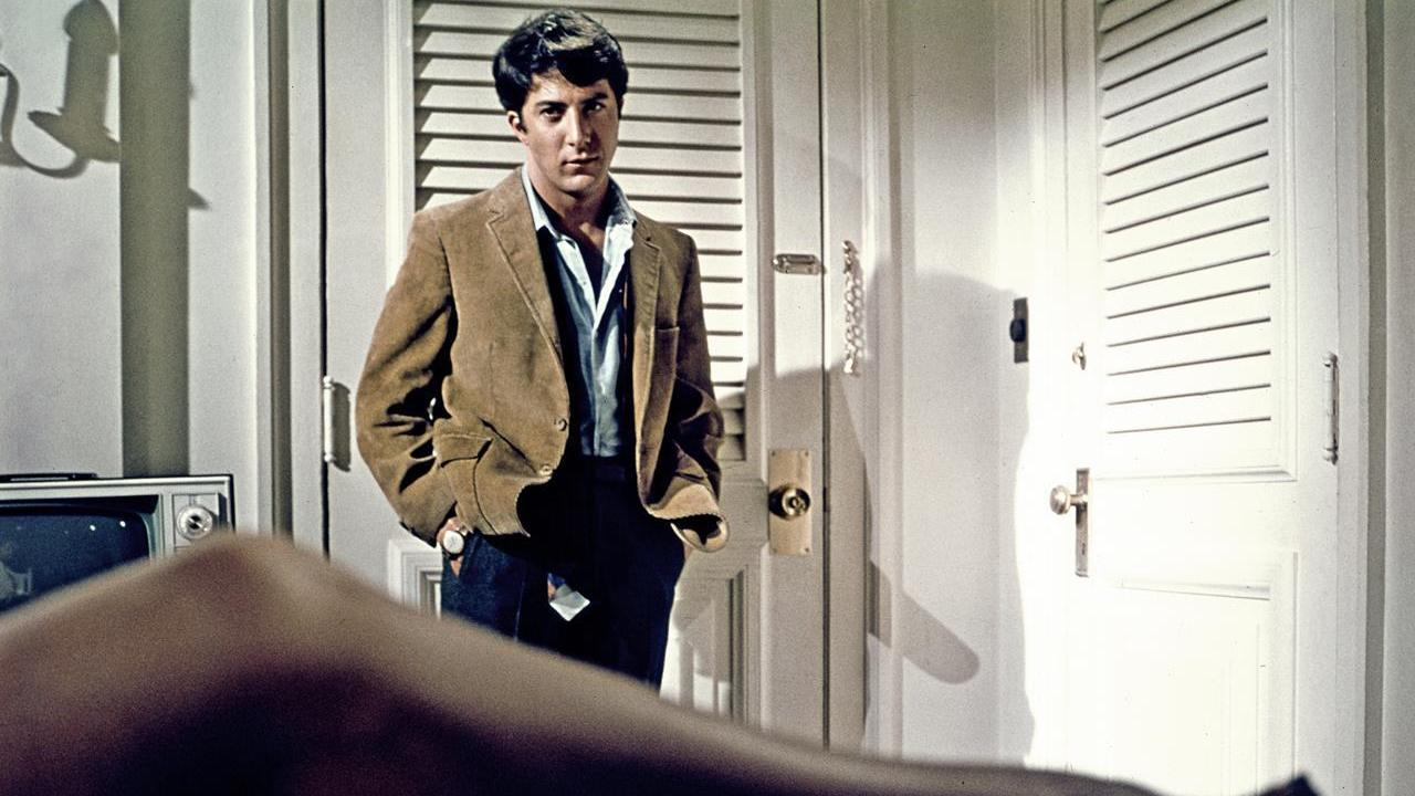 "Dustin Hoffman, ""The Graduate"" 1967 Embassy"