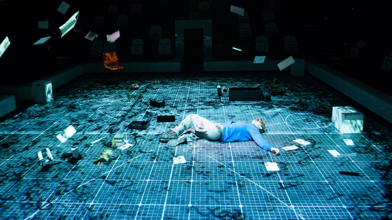 NTL: THE CURIOUS INCIDENT OF THE DOG IN THE NIGHT-TIME