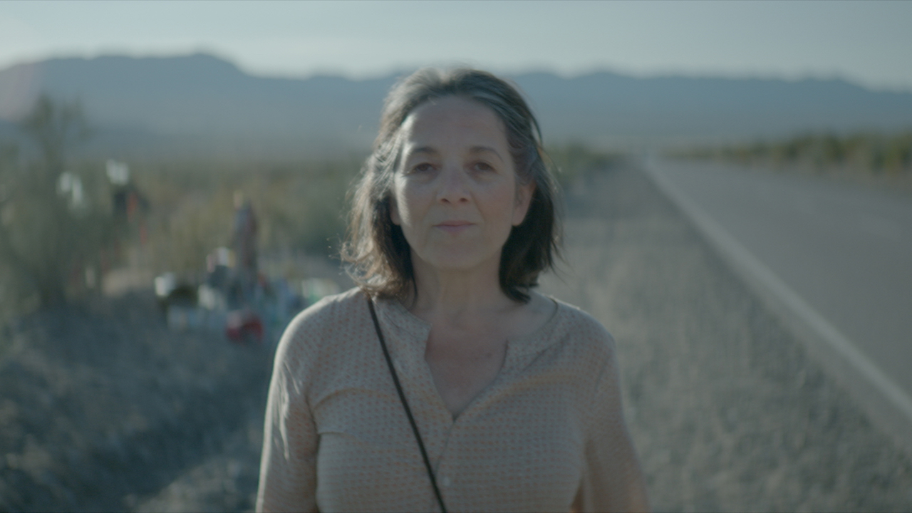 Paulina García in THE DESERT BRIDE