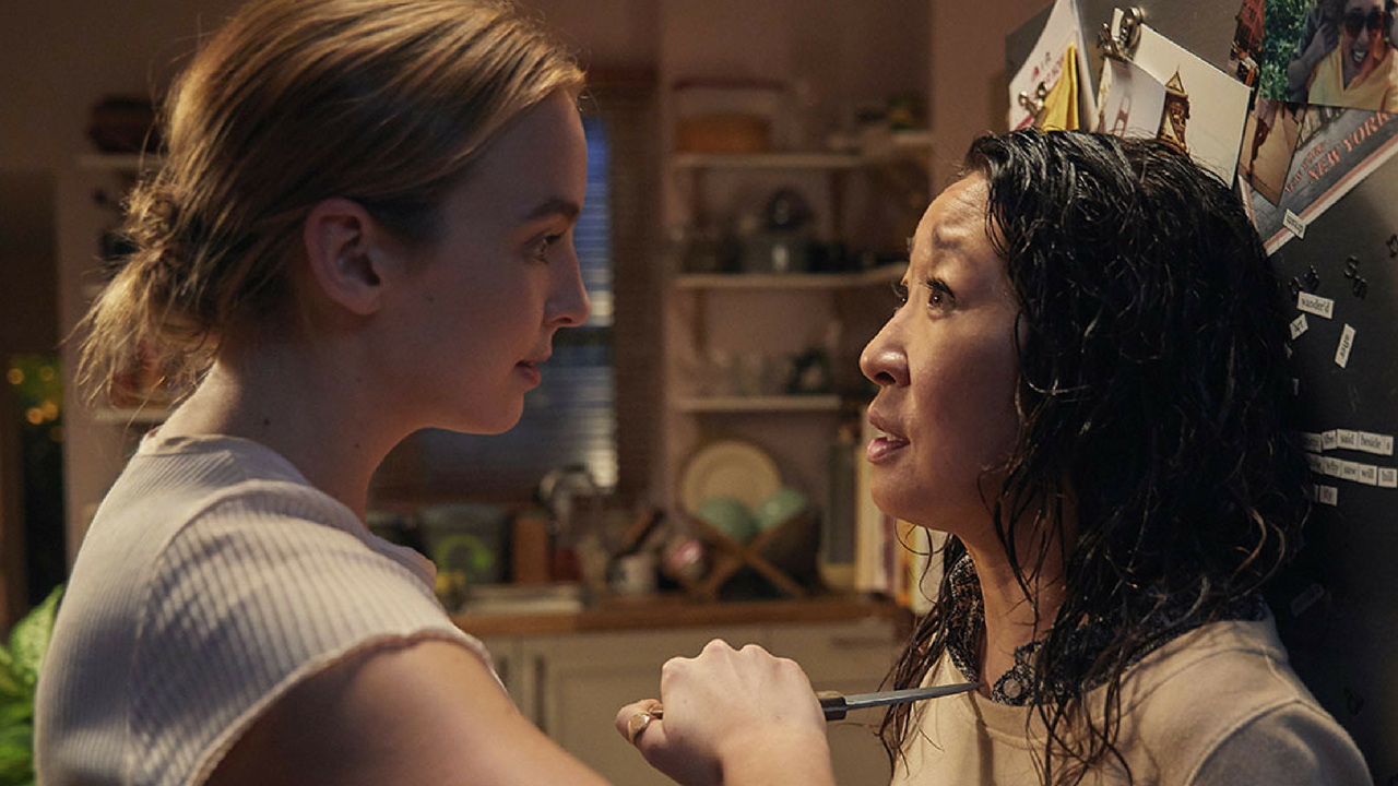 SANDRA OH (KILLING EVE)