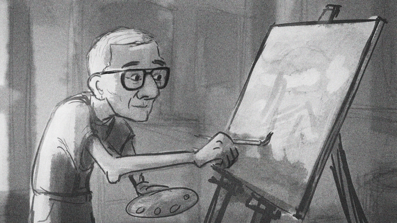 "NYT Op-Docs: ""My Grandfather's Memory Book"""