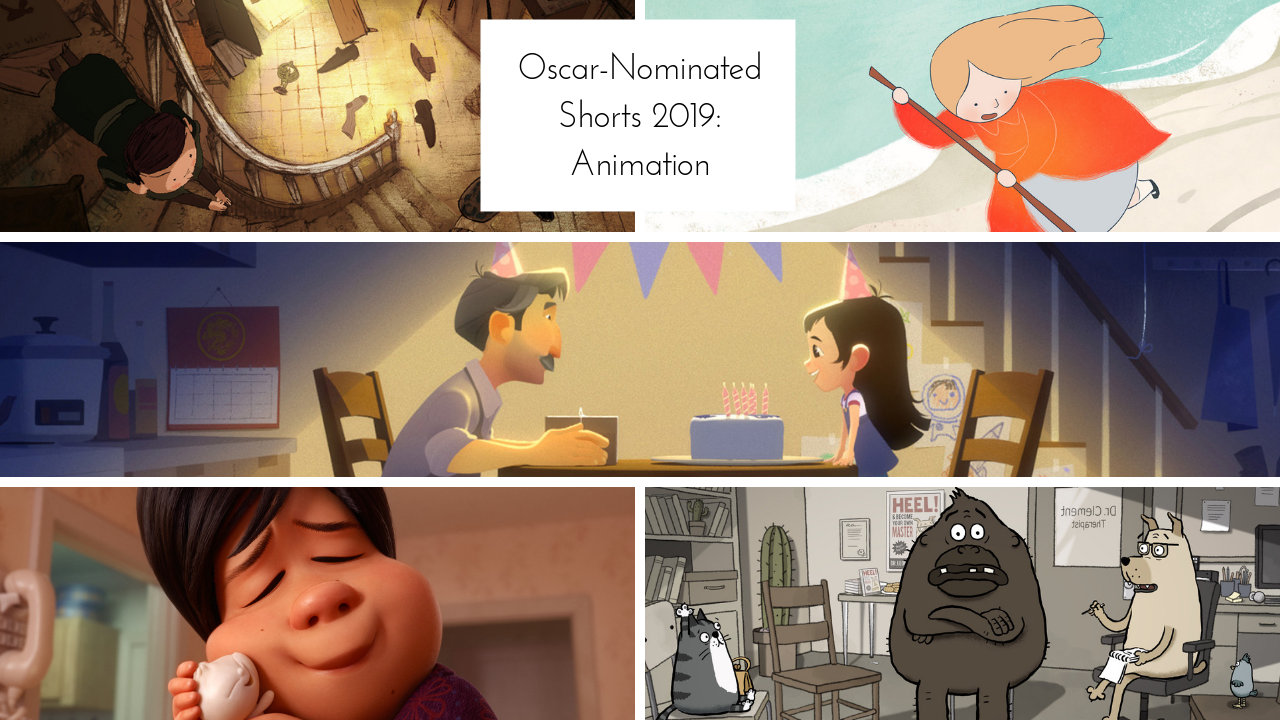 Oscar-Nominated Shorts 2019 Animation