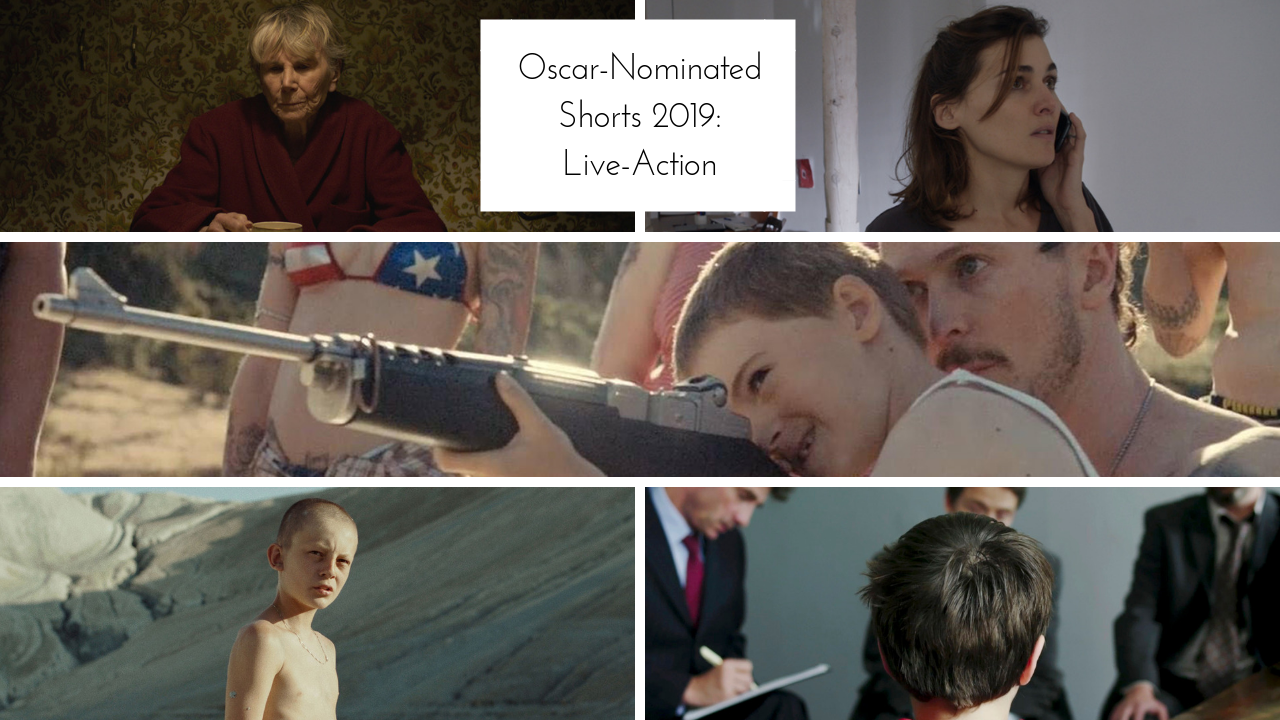 Oscar-Nominated Shorts 2019 Live-Action