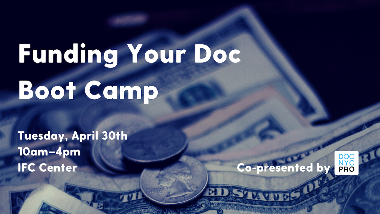 Funding Your Doc Boot Camp