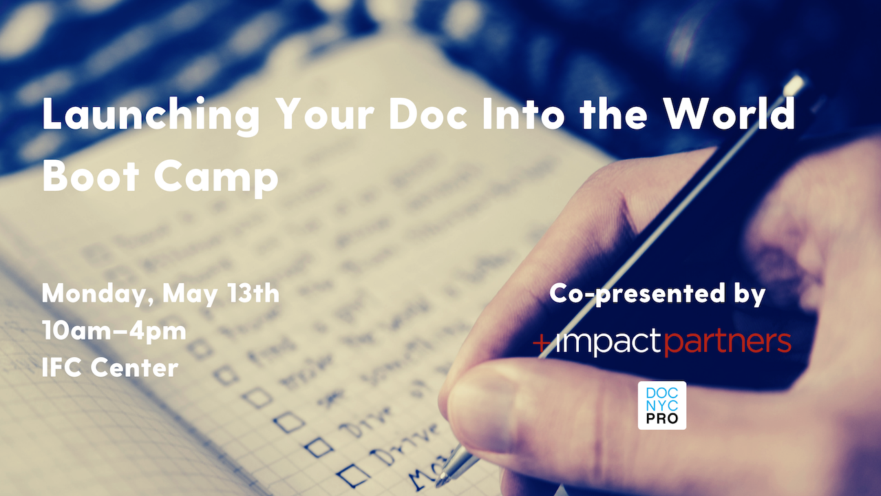 Launching Your Doc into the World