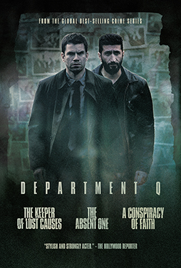 Department Q Trilogy