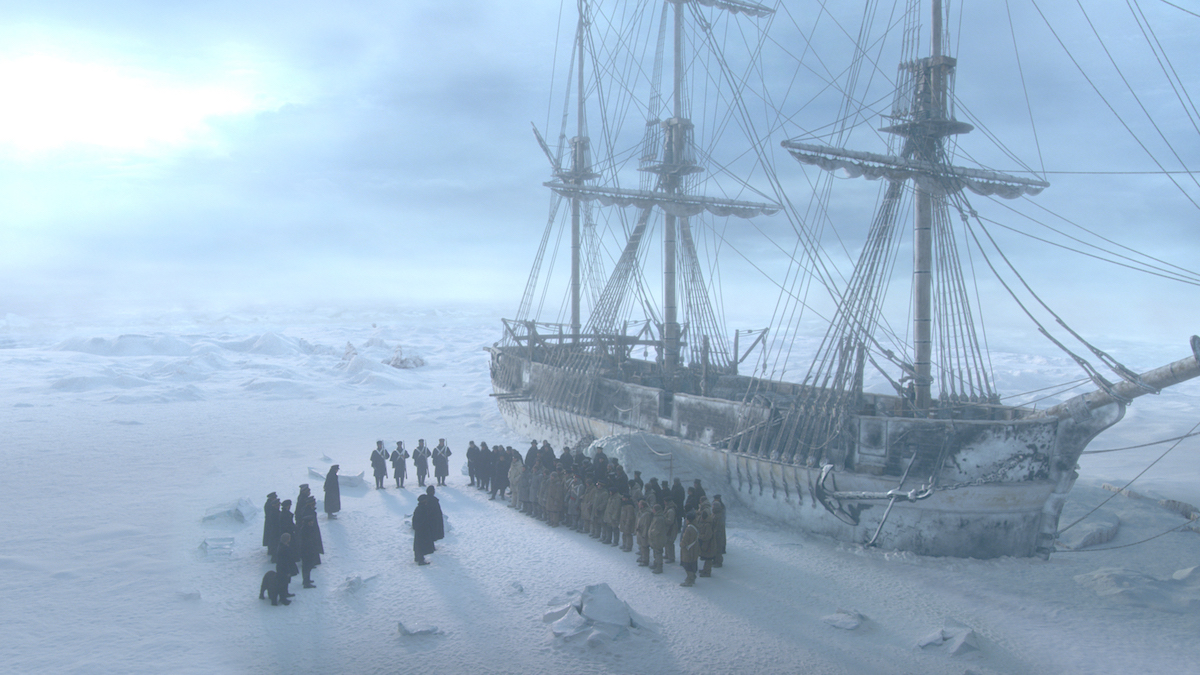 - The Terror _ Season 1, Episode 2 - Photo Credit: Screengrab/AMC