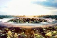 Steve Jobs reveals Apple's new campus