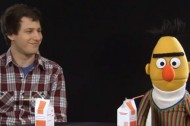 Conversations with Bert: Andy Samberg