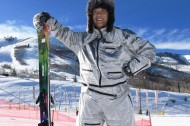 ALL ON THE LINE: Joe Zee Learns to Ski