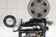 Vimeo of the Week: LEGO Technic Super-8 Movie Projector