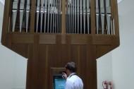 Pipe organ ATM