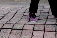 Trompe l'oeil sidewalk
