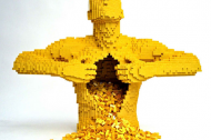 The art of the LEGO brick