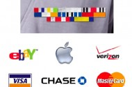 Consumer brand badges