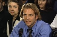 Bradley Cooper on Inside the Actor's Studio before he became famous
