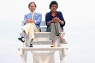 Tom Wolfe and Kurt Vonnegut chilling