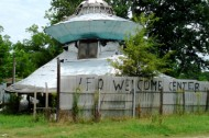 "A UFO ""Welcome Center"" in South Carolina"