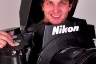 Working Nikon camera aka best Halloween costume ever
