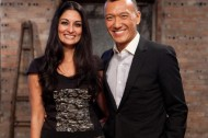 Joe Zee on Designer Aysha Saeed