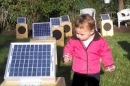 Sun Boxes: the sound of sunlight