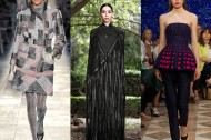 Chanel, Dior, Givenchy: Luxe and excess in Fall 2012 haute couture