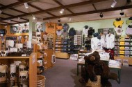 Yellowstone hotel gift shop educates shoppers on global warming, product footprints