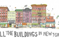 "Drawing ""All the Buildings in New York"""