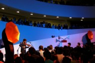 Andrew Bird plays the Guggenheim