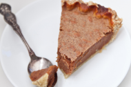 LUDO BITES AMERICA: Grandma's Bean Pie