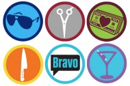 Merit badges for nerds and TV watchers