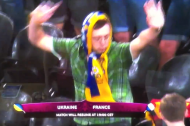 This week's top trending videos starring a dancing soccer fan
