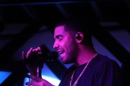 Drake lights up Park City, eventually (Aziz Ansari, not so much)