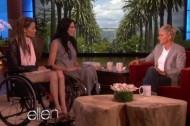 PUSH GIRLS take over Ellen and score some fly rims