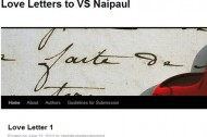 Love letters to VS Naipaul