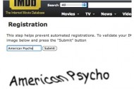 IMDB's Captcha is less annoying and actually kind of cool