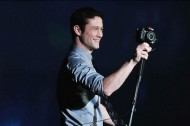 Joseph Gordon-Levitt opens up about hitRECord and DARK KNIGHT RISES' Occupy Wall Street vibe