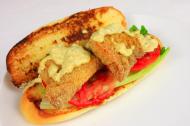 LUDO BITES AMERICA – Grouper Po'boy Sandwich