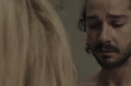 Why are you in a music video completely naked, Shia LaBeouf?