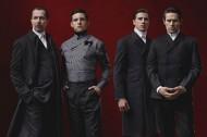 Emile Hirsch, Gary Oldman & Jamie Bell: The gentlemen wear Prada