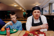 Jamie Oliver: saving the world one fat kid at a time