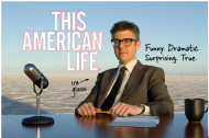 BEHIND THE SCENES of This American Life