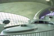Eero Saarinen's TWA Flight Center revived for three short hours