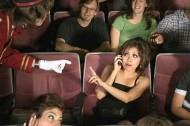What to do about cell phone usage at the cineplex