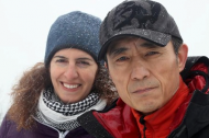 Rolex mentor and protégé: director Zhang Yimou and Annemarie Jacir