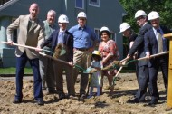 Active House prototype breaks ground – in Missouri